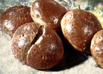 Куба тахмысы — азербайджанские булочки
