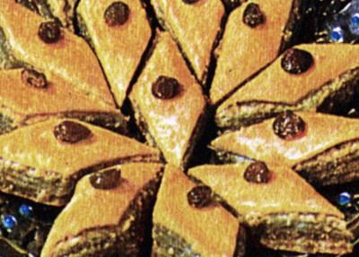 Пахлава бакинская