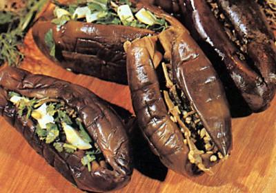 фаршированные баклажаны рецепт с фото